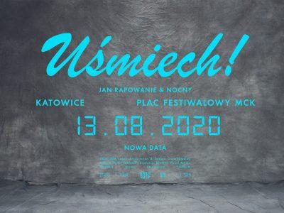 Jan-Rapowanie / Uśmiech / Katowice