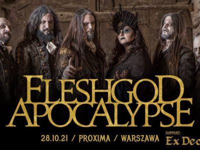 Fleshgod Apocalypse / Warszawa