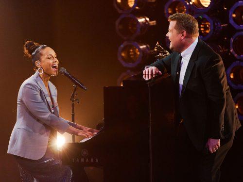 Alicia Keys w parodii utworu Shallow!