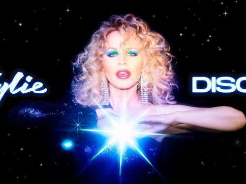 """Kylie Minogue wskrzesza disco nowym singlem """"Say Something"""""""