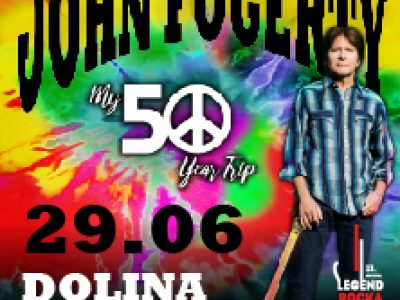 John Fogerty – 13. Festiwal Legend Rocka