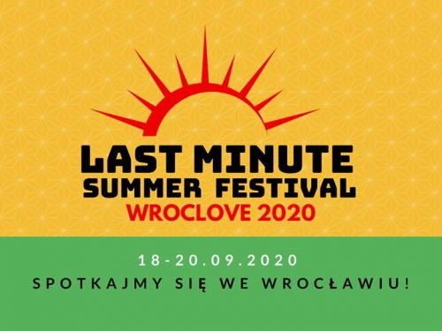 We Wrocławiu odbędzie się 3-dniowy festiwal z czołówką polskich artystów