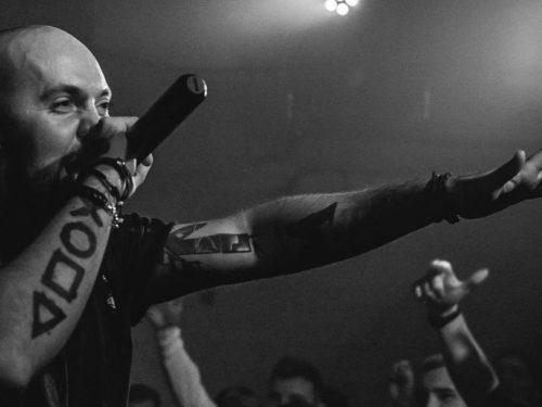 VNM nie zwalnia tempa: raper ogłasza kolejne koncerty