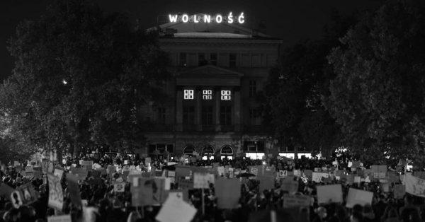 Jeśli Ty nie pójdziesz na protest, to protest może przyjść do Ciebie