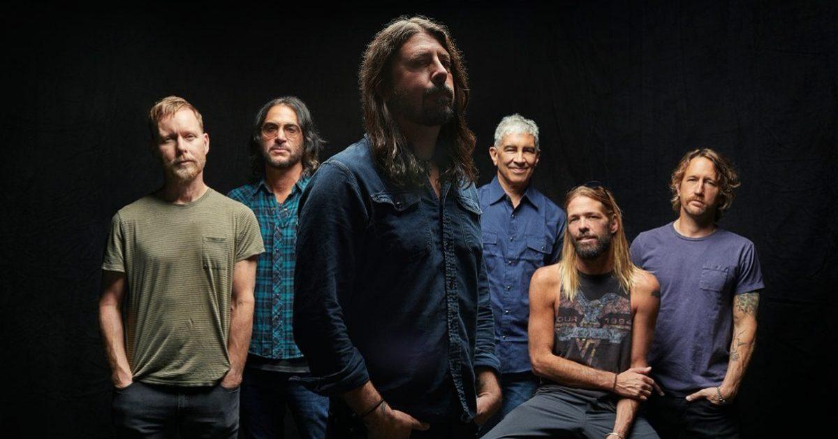 "Foo Fighters z mocnym singlem ""No Son of Mine"""