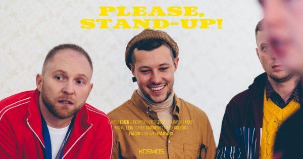 Please, Stand-up! 2021 już wkrótce poprawi Wam humor. Trasa rusza już w kwietniu