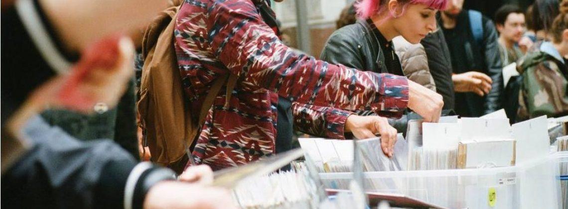 Drugie urodziny Winyl Marketu w Miłości