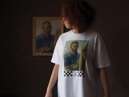 """VANS nową kolekcję zmienił w prawdziwe """"piece of art""""!"""