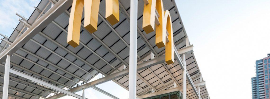 Musicie zobaczyć McDonald's, który jest w Chicago! Ma zupełnie nowe wnętrze.