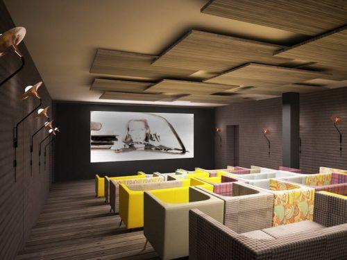 Kino Muza dorobi się nowych sal. Wyglądają świetnie!