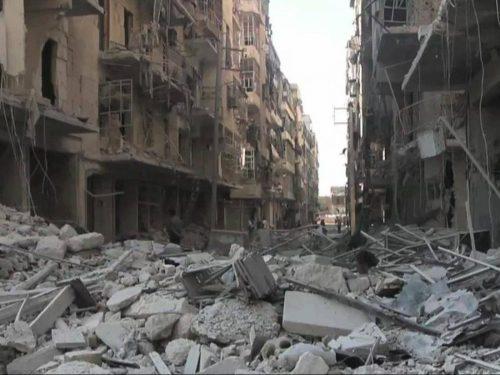 Niezal dla Aleppo. Wydawcy łączą się, by pomóc potrzebującym