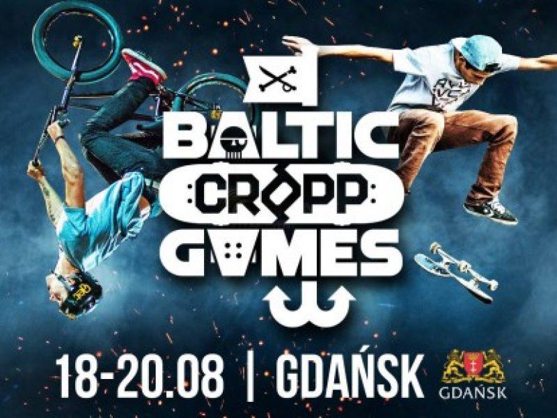 Sport, akcja, muzyka! CROPP BALTIC GAMES 2K18 to impreza dla prawdziwych zajawkowiczów.
