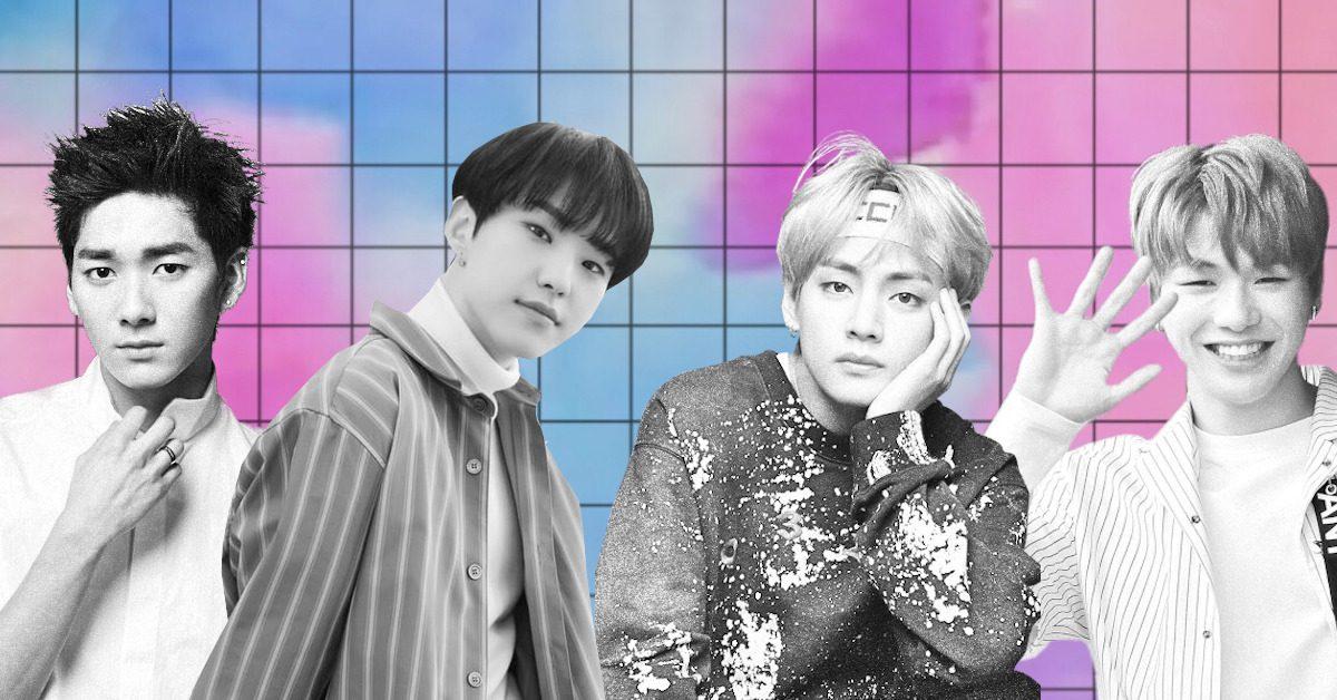 K-pop: sprawdźcie, czego słuchaliśmy w kwietniu 2021