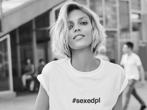 Anja Rubik z #sexedPL na Audioriver 2019