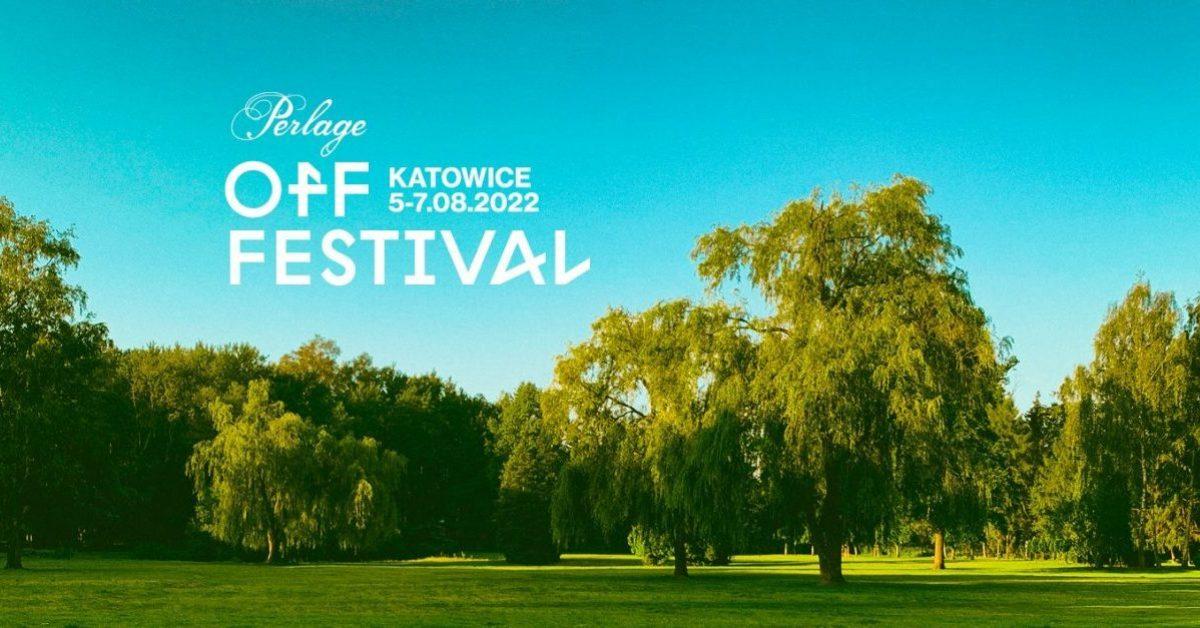 OFF Festival 2022 ogłasza pierwszych artystów