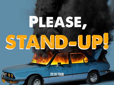 Please, Stand-up! Łódź