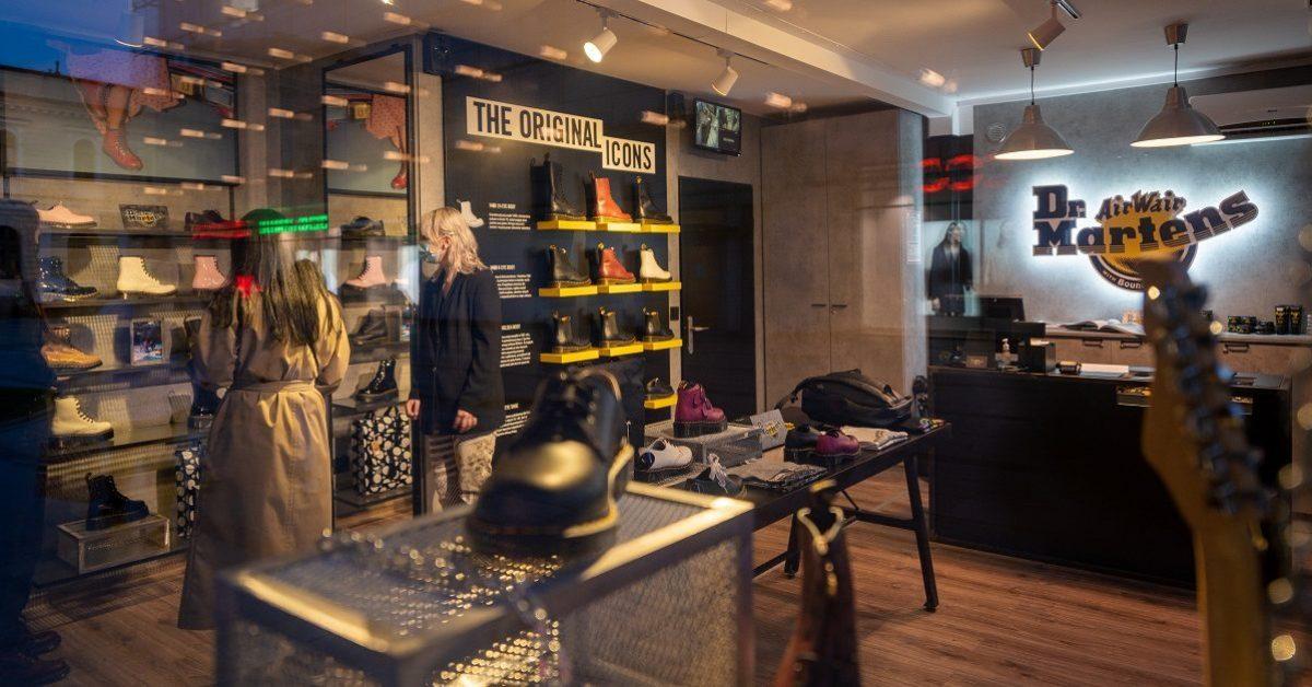 Dr. Martens: Pop Up Store w Krakowie sponsoruje wieczory na mieście