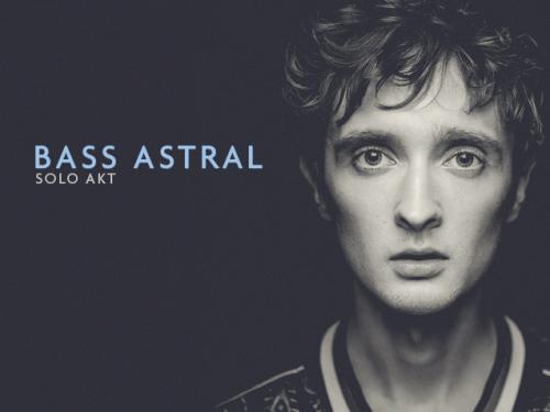 Bass Astral rusza w solową trasę i zapowiada płytę