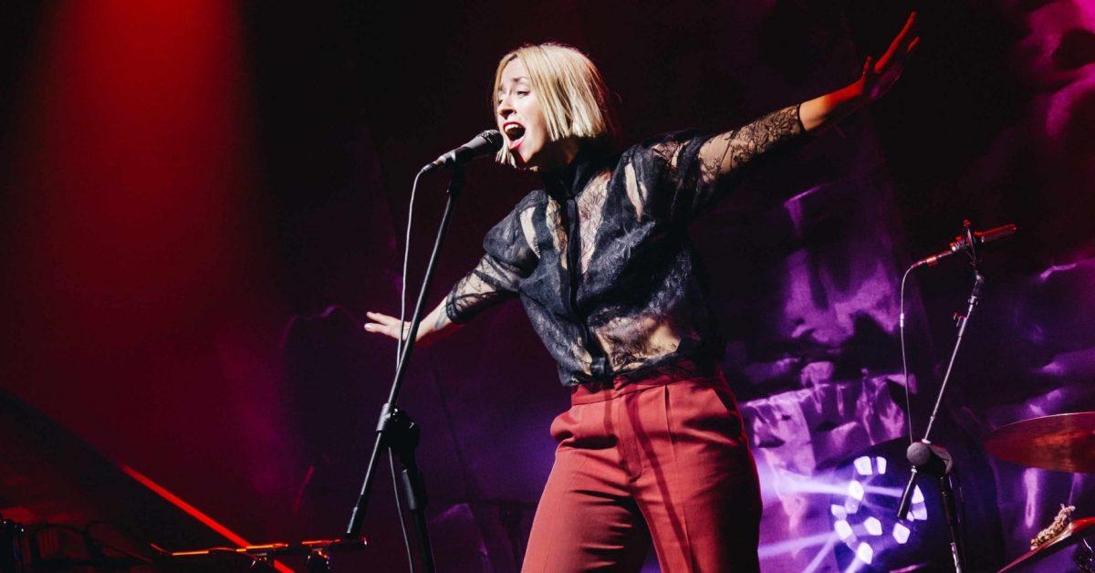 Natalia Przybysz na swoim nowym albumie zaśpiewa teksty Kory