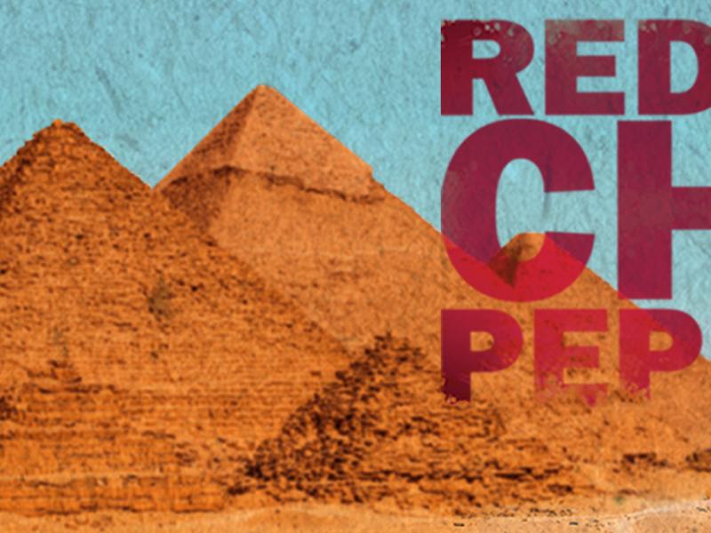 Red Hot Chili Peppers zagrali koncert pod piramidami!