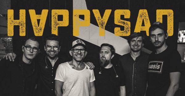 """Happysad prezentuje nową, vintage'ową wersję utworu """"My się nie chcemy bić"""""""