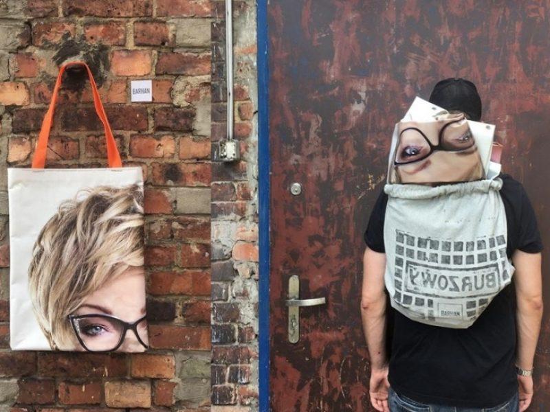 Torby z plakatów wyborczych – sposób na porządek w mieście