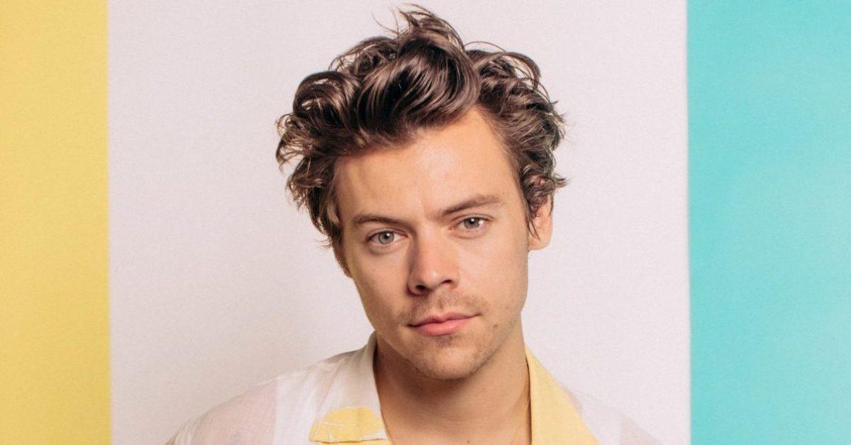 Harry Styles również wspiera walkę z koronawirusem