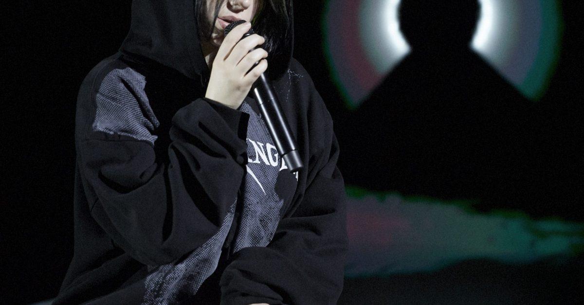 Billie Eilish zagra koncert online w zamian za odwołaną trasę koncertową