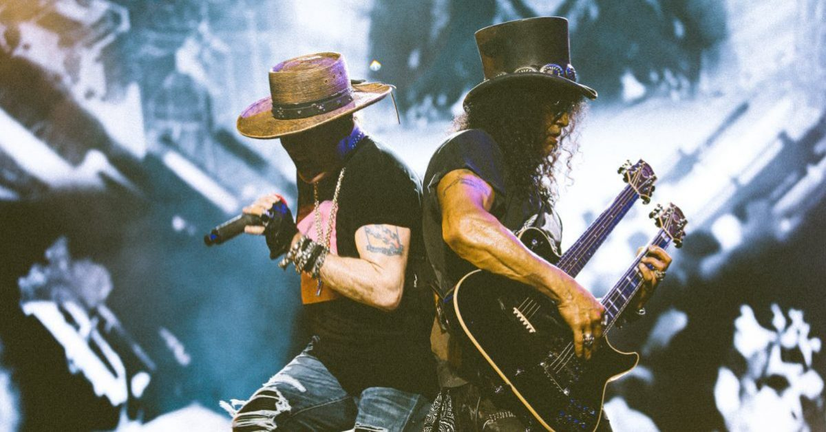 Guns N' Roses zapowiedzieli nowy album