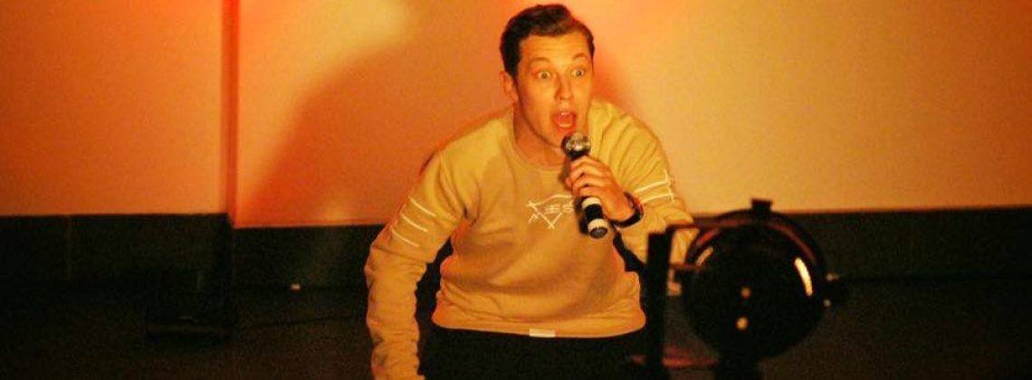 Stand-up: kup bilety na występ Tomka Kołeckiego w Tarnowie