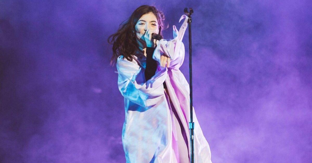"""Lorde powraca! W sieci pojawiła się okładka jej nowego singla """"Solar Power"""""""