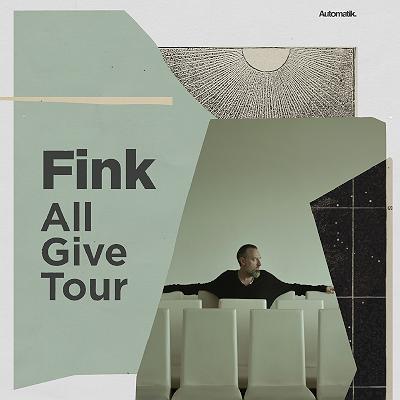 "FINK ""All Give Tour"" – Warszawa"