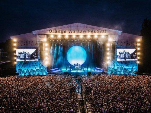 Znamy pierwsze gwiazdy Orange Warsaw Festival 2019!