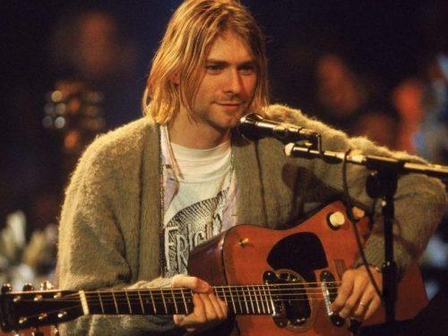 Legendarna gitara Kurta Cobaina z MTV Unplugged wystawiona na aukcję