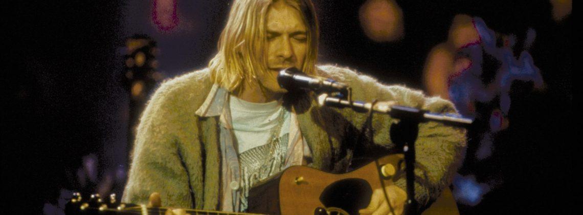 MTV wyemituje zapis koncertu Unplugged Nirvany