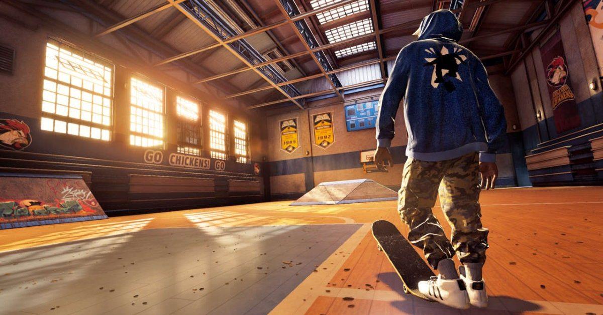 """Dwie części kultowej gry """"Tony Hawk's Pro Skater"""" powracają w odświeżonej wersji"""