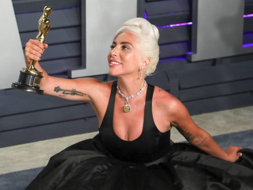 Lady Gaga zdetronizowała Arianę Grande!