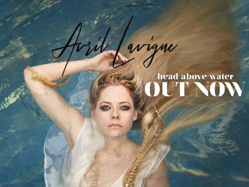 Avril Lavigne powraca z nowym materiałem!