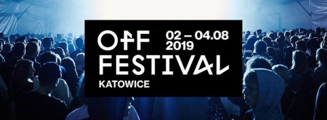 OFF Festival 2019 ogłasza pierwszych artystów!