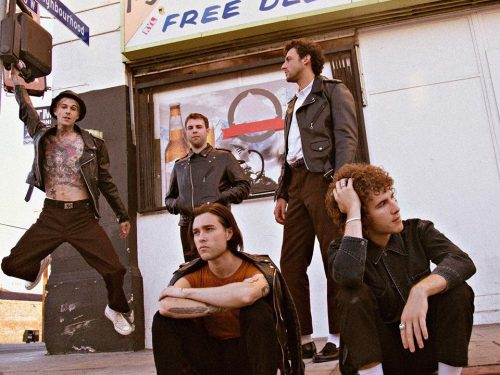 "The Neighbourhood z nowym singlem, posłuchaj ""Middle of Somewhere"""