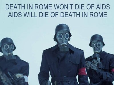Death in Rome + supporty