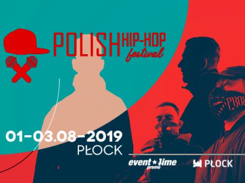 Polish Hip-Hop Festival Płock 2019 – 6. ogłoszenie. Kto wystąpi – zobacz na Rytmy.pl