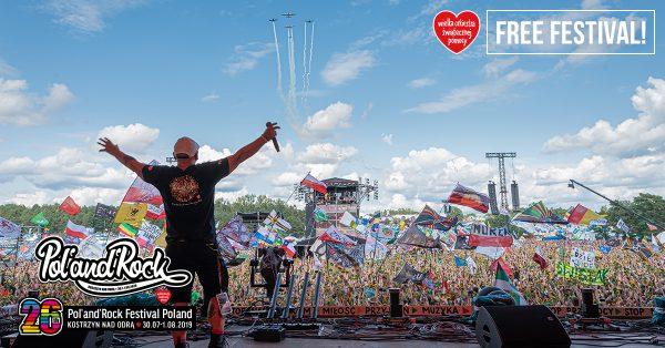 Pol'and'Rock już za pasem – jak zdobyć bilety na Najpiękniejszy Festiwal Świata?