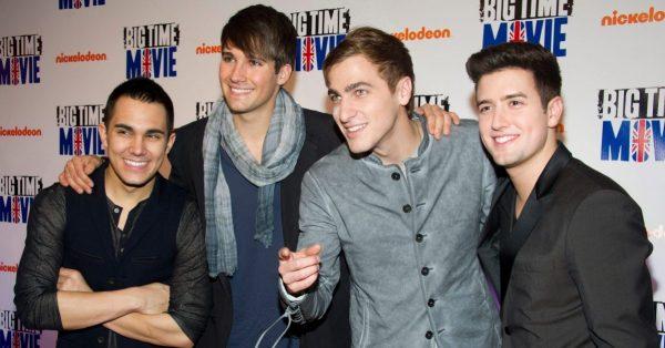 Big Time Rush niczym Jonas Brothers. Zespół po latach wyrusza na trasę