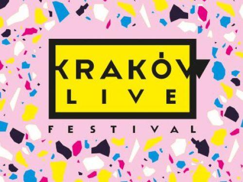 Znamy pierwszego headlinera Kraków Live Festival 2019!