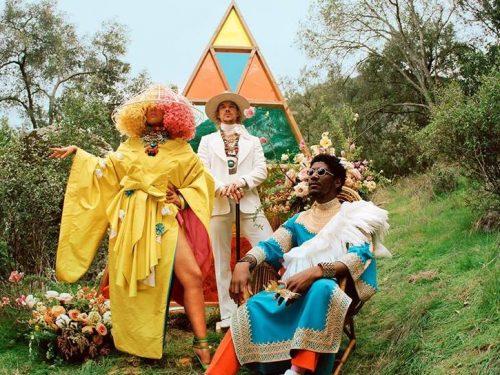 Zobacz kolorowy i taneczny klip do najnowszego singla tria LSD
