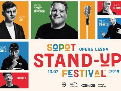 Kto wystąpi na Sopot Stand-up Festival?