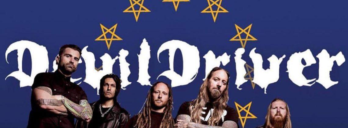 DevilDriver 2019 European Tour