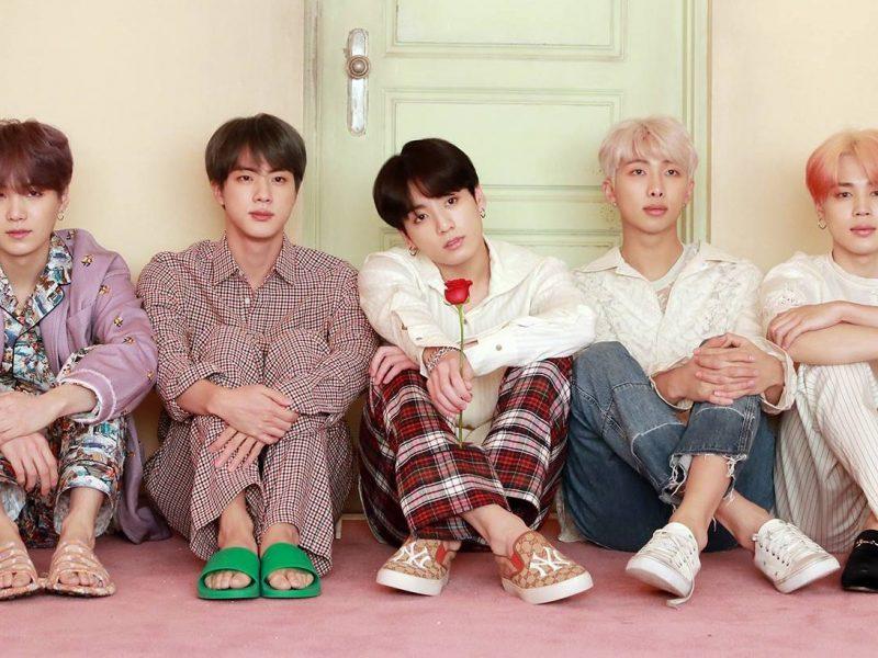 Boysband BTS z rekordem na Spotify