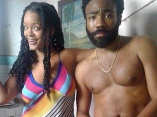 Rihanna i Childish Gambino we wspólnym filmie
